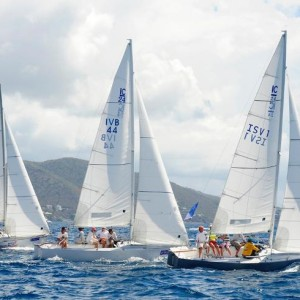 IC24 take on the One-Design race course