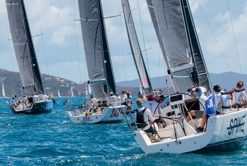 British Virgin Island Spring Regatta