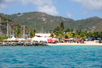 Ready to Race? The BVI Spring Regatta & Sailing Festival starts on Monday 26 March Credit: Todd VanSickle/BVI Spring Regatta & Sailing Festival