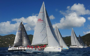 Arriving in good time for the BVI Sailing Festival and Nanny Cay Cup is recommended by Sam Talbot, owner of J111 Spike © Todd VanSickle/BVISR